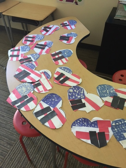September 11th Craft for Kids